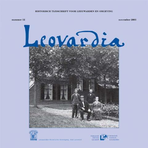 Leovardia, 2000-2012 2003-11-01