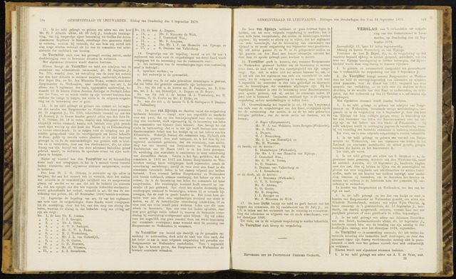 Raadsverslagen van de gemeente Leeuwarden, 1865-2007 (Notulen) 1870-09-22