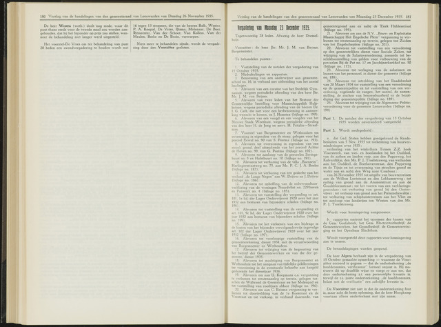 Raadsverslagen van de gemeente Leeuwarden, 1865-2007 (Notulen) 1935-12-23