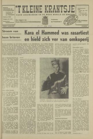 't Kleine Krantsje, 1964-1997 1968-02-08