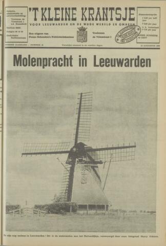 't Kleine Krantsje, 1964-1997 1966-08-10