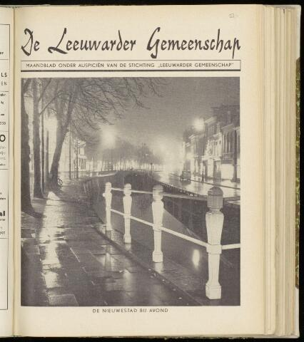 Leeuwarder Gemeenschap 1954-01-01