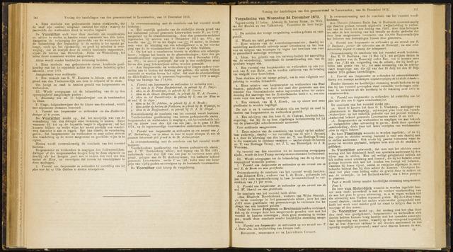 Raadsverslagen van de gemeente Leeuwarden, 1865-2007 (Notulen) 1873-12-24