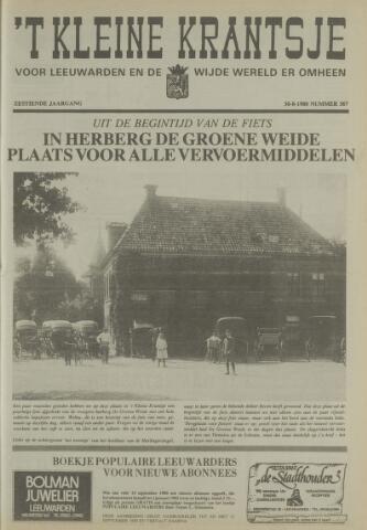't Kleine Krantsje, 1964-1997 1980-08-30