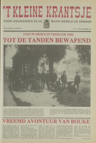 't Kleine Krantsje, 1964-1997 1976-09-25