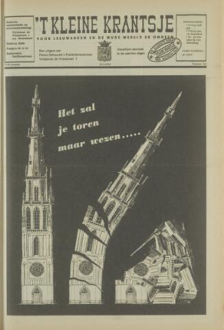 't Kleine Krantsje, 1964-1997 1970-03-21
