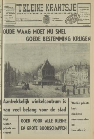 't Kleine Krantsje, 1964-1997 1967-07-05