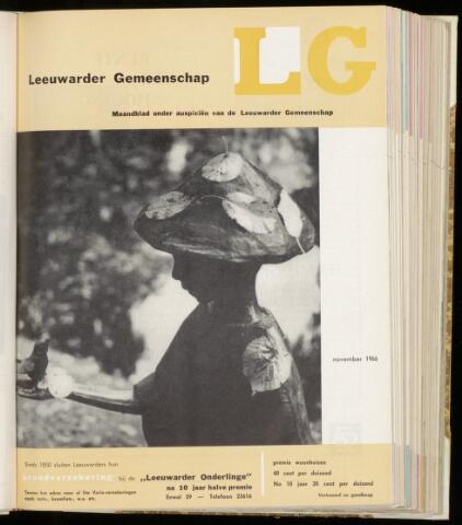 Leeuwarder Gemeenschap 1966-11-01