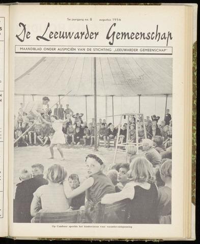 Leeuwarder Gemeenschap 1956-08-01