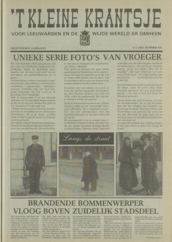't Kleine Krantsje, 1964-1997 1983-03-05