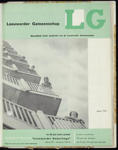 Leeuwarder Gemeenschap 1964-08-01