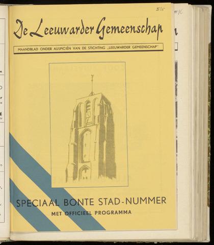 Leeuwarder Gemeenschap 1953-05-01