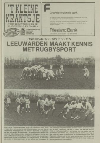 't Kleine Krantsje, 1964-1997 1991-06-01