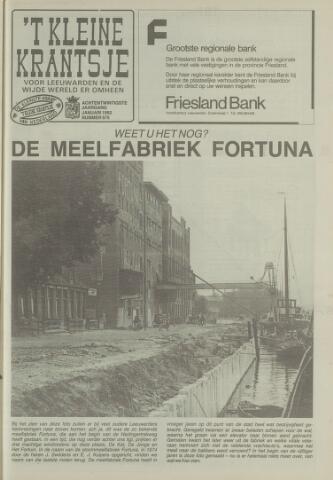 't Kleine Krantsje, 1964-1997 1992-01-01