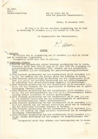 raadsverslagen Idaarderadeel 1935-1983 1956-12-20