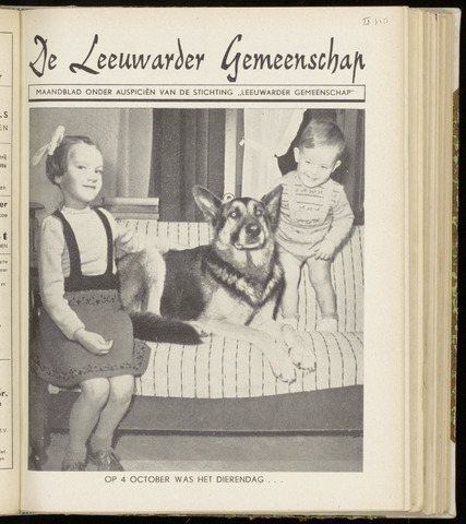 Leeuwarder Gemeenschap 1953-10-01