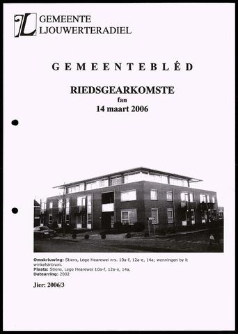 Notulen van de gemeenteraad van Leeuwarderadeel 2006-03-14