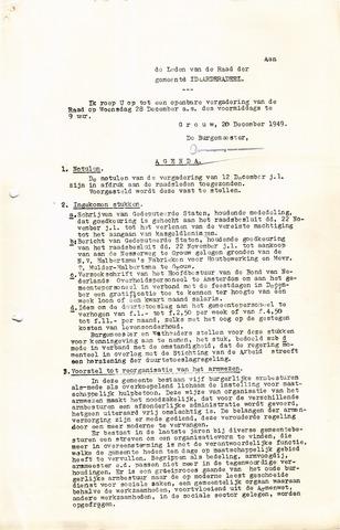 raadsverslagen Idaarderadeel 1935-1983 1949-12-28