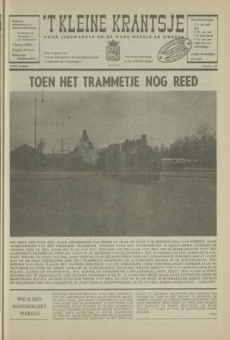 't Kleine Krantsje, 1964-1997 1972-03-18