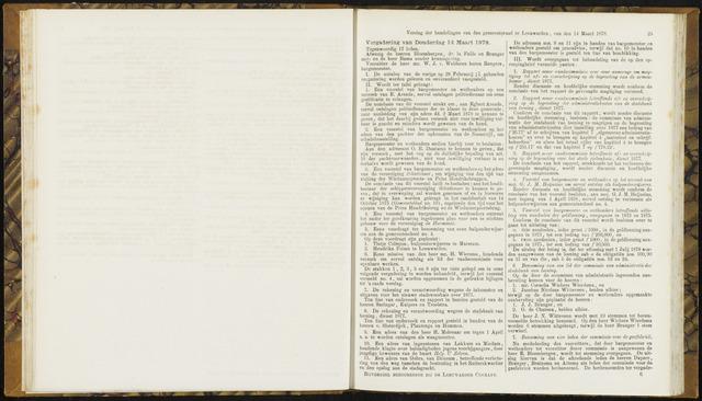 Raadsverslagen van de gemeente Leeuwarden, 1865-2007 (Notulen) 1878-03-14
