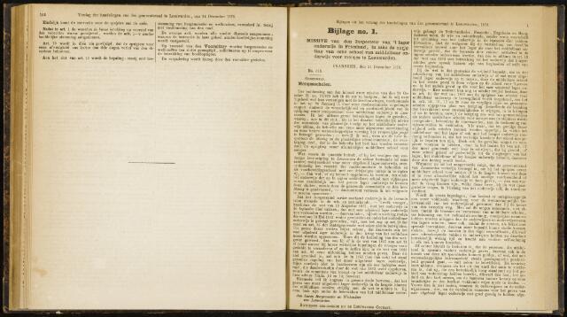 Raadsverslagen van de gemeente Leeuwarden, 1865-2007 (Bijlagen) 1873-01-01