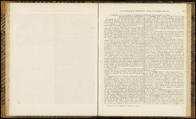 Raadsverslagen van de gemeente Leeuwarden, 1865-2007 (Notulen) 1866-02-08