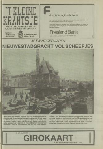 't Kleine Krantsje, 1964-1997 1987-11-01
