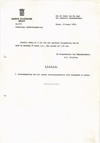 raadsverslagen Idaarderadeel 1935-1983 1976-03-29
