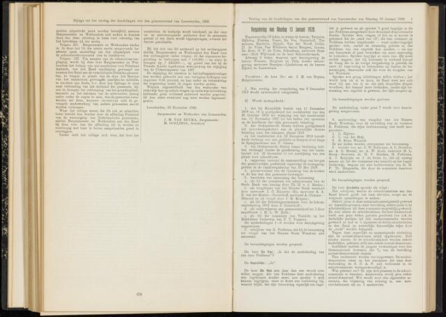 Raadsverslagen van de gemeente Leeuwarden, 1865-2007 (Notulen) 1920