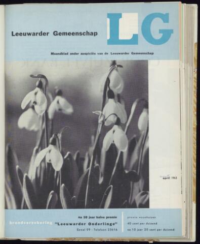 Leeuwarder Gemeenschap 1963-03-01