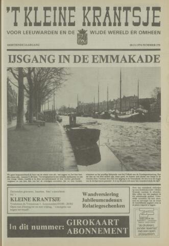 't Kleine Krantsje, 1964-1997 1976-11-20