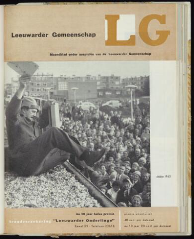 Leeuwarder Gemeenschap 1963-10-01