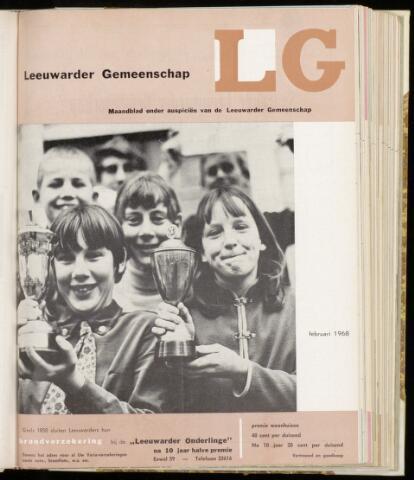 Leeuwarder Gemeenschap 1968-02-01