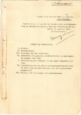 raadsverslagen Idaarderadeel 1935-1983 1941-08-18
