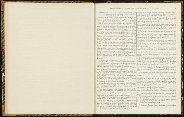 Raadsverslagen van de gemeente Leeuwarden, 1865-2007 (Notulen) 1868