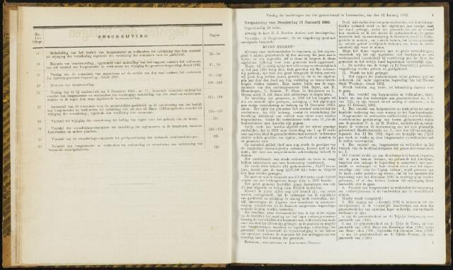 Raadsverslagen van de gemeente Leeuwarden, 1865-2007 (Notulen) 1882