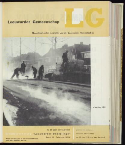 Leeuwarder Gemeenschap 1965-11-01