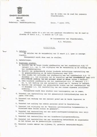 raadsverslagen Idaarderadeel 1935-1983 1978-04-18