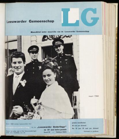 Leeuwarder Gemeenschap 1968-03-01