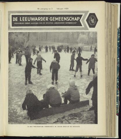 Leeuwarder Gemeenschap 1959-02-01