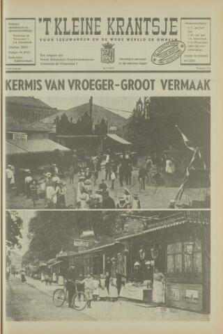 't Kleine Krantsje, 1964-1997 1970-07-25