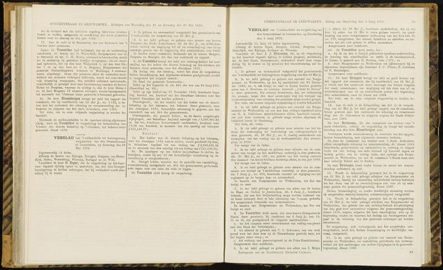 Raadsverslagen van de gemeente Leeuwarden, 1865-2007 (Notulen) 1870-06-09
