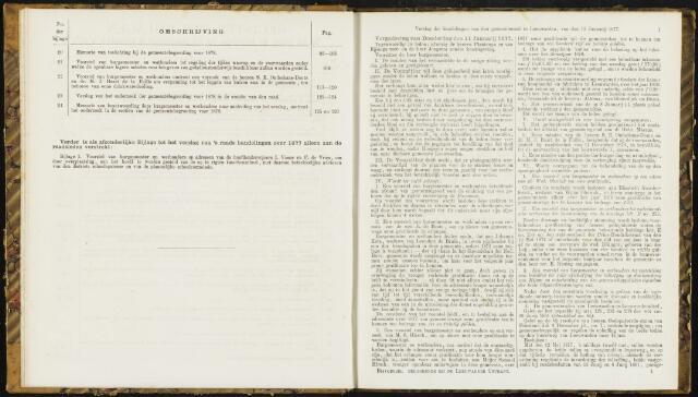 Raadsverslagen van de gemeente Leeuwarden, 1865-2007 (Notulen) 1877