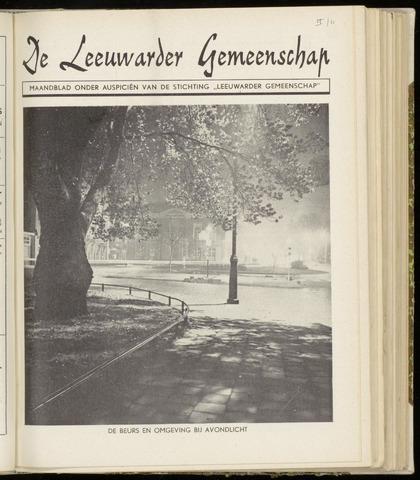 Leeuwarder Gemeenschap 1953-11-01