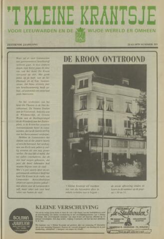 't Kleine Krantsje, 1964-1997 1979-07-14