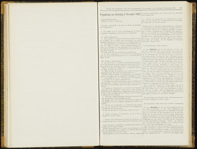 Raadsverslagen van de gemeente Leeuwarden, 1865-2007 (Notulen) 1893-11-04