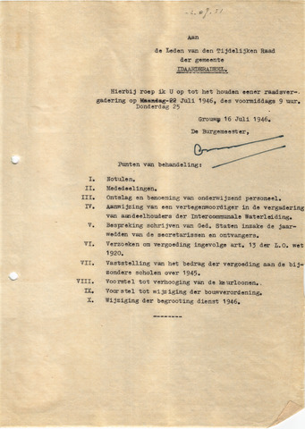 raadsverslagen Idaarderadeel 1935-1983 1946-07-25