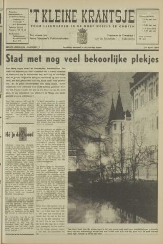 't Kleine Krantsje, 1964-1997 1965-06-16