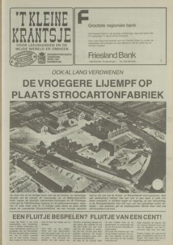 't Kleine Krantsje, 1964-1997 1991-04-01