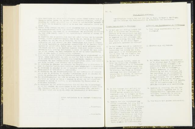 Raadsverslagen van de gemeente Leeuwarden, 1865-2007 (Schriftelijke vragen) 1961-01-01